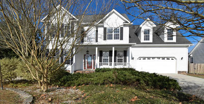 richlands Single Family Home For Sale: 263 Core Road
