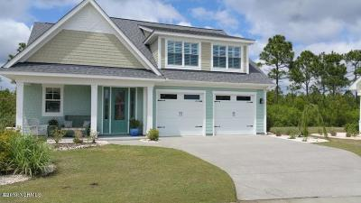 Southport Single Family Home For Sale: 3294 Beach Cove Lane