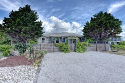 North Topsail Beach, Surf City (onslow) Single Family Home For Sale: 2681 Island Drive