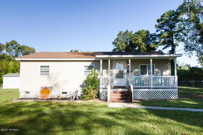 Jacksonville Single Family Home For Sale: 609 S Shore Drive