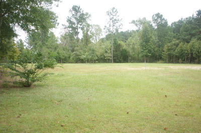 Swansboro Residential Lots & Land For Sale: 868 West Firetower Road