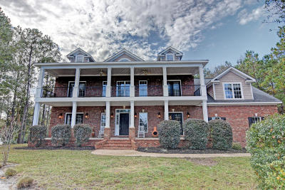 Wilmington Single Family Home For Sale: 202 Ashworth Manor Court