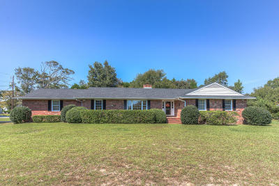 Wilmington Single Family Home For Sale: 2255 Scotts Hill Loop Road