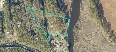 Beaufort Residential Lots & Land For Sale: 140 Mimosa Drive