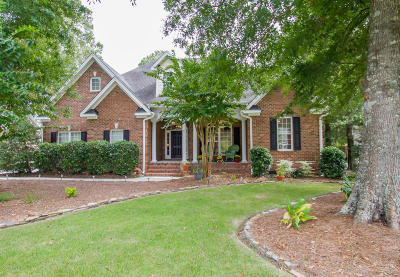 Magnolia Greens Single Family Home For Sale: 3116 Redfield Drive
