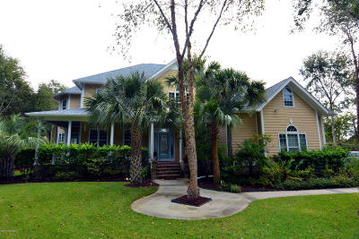 Olde Point, Olde Point Villas Single Family Home For Sale: 903 Skimmer Cove