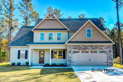 Onslow County Single Family Home For Sale: 118 Sparrow Point Lane