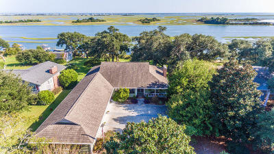 Hampstead Single Family Home For Sale: 352 Olde Point Loop
