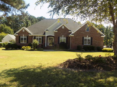 Nash County Single Family Home For Sale: 7745 Briar Creek Road
