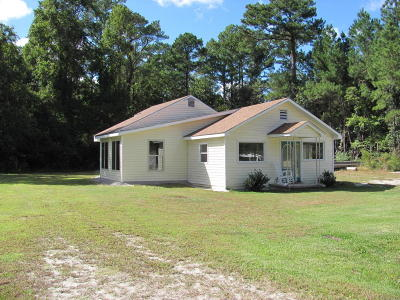 Beaufort Single Family Home For Sale: 109 Old Stanton Road