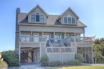 North Topsail Beach, Surf City, Topsail Beach Condo/Townhouse For Sale: 2130 Ocean Boulevard