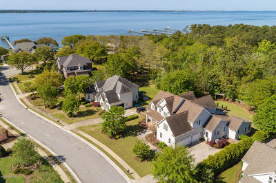 Morehead City Single Family Home For Sale: 206 Glenn Abby Drive
