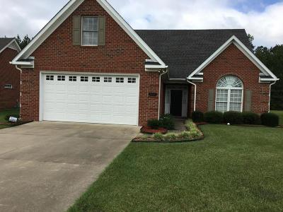 Rocky Mount Single Family Home For Sale: 3717 Greystone Drive