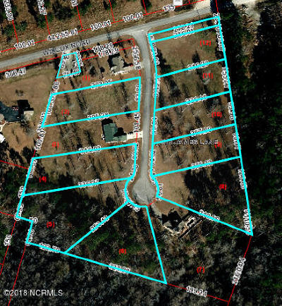 New Bern Residential Lots & Land For Sale: 3502 Sir James Lane
