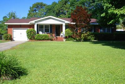 Wilmington Single Family Home For Sale: 114 Elisha Drive