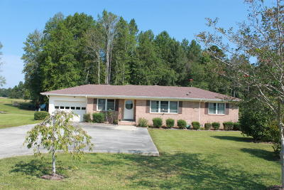 Chadbourn Single Family Home For Sale: 2616 Old Cribbtown Road