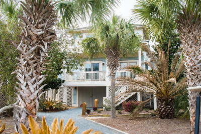 Bald Head Island Single Family Home For Sale: 5 Spikerush Court