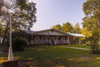 Leland Single Family Home For Sale: 8869 King Road NE