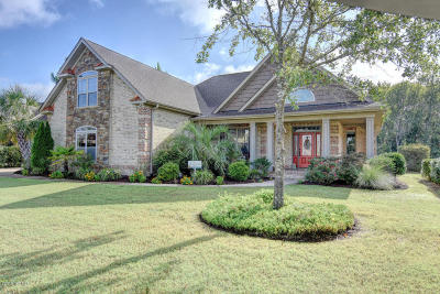 Leland Single Family Home For Sale: 8192 Compass Pointe East Wynd NE