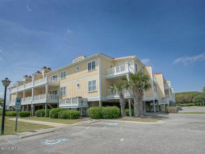 Oak Island NC Condo/Townhouse For Sale: $259,900
