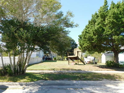 Morehead City Residential Lots & Land For Sale: 204 S 13th Street
