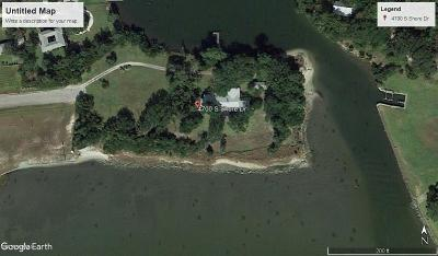 Morehead City Residential Lots & Land For Sale: 4700 S Shore Drive