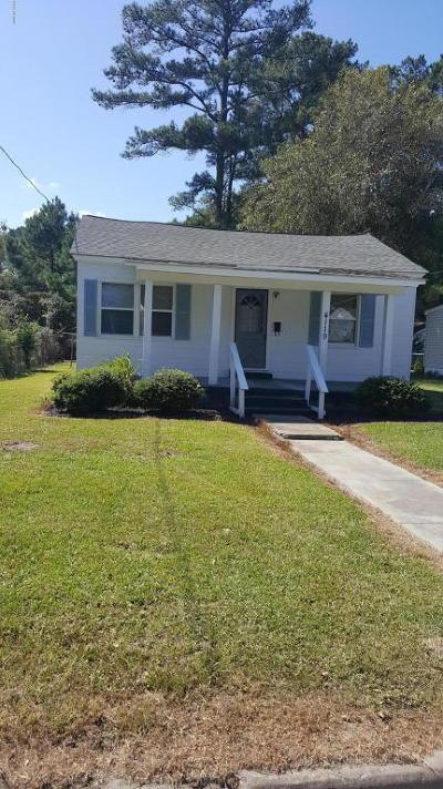 Farmville Single Family Home For Sale: 4119 E Pine Street