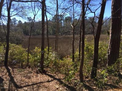 Hampstead NC Residential Lots & Land For Sale: $112,900