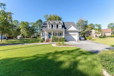 Jacksonville Single Family Home For Sale: 445 Ridge Road