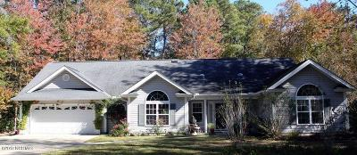 Carolina Shores Single Family Home For Sale: 80 Persimmon Road SW