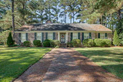 Single Family Home For Sale: 408 Fairfield Drive