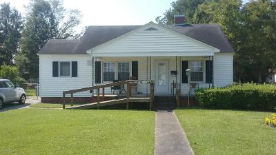 Jacksonville Single Family Home For Sale: 125 Richlands Avenue
