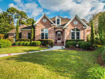 Wilmington Single Family Home For Sale: 3602 Bluebell Court