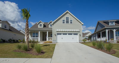 Ocean Isle Beach Single Family Home For Sale: 7131 Ascension Drive SW