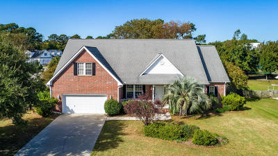 Morehead City Single Family Home For Sale: 1503 Dills Creek Lane