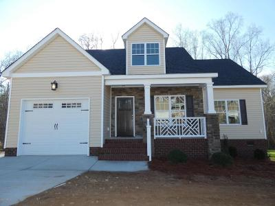 Nashville NC Single Family Home For Sale: $239,900