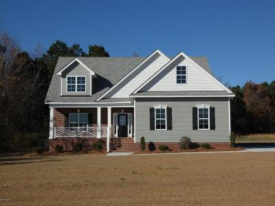 Rocky Mount NC Single Family Home For Sale: $264,900
