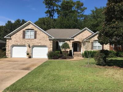 Wilmington Single Family Home For Sale: 516 Sea Castle Court