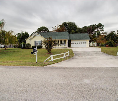 Newport Single Family Home For Sale: 169 Avis Drive