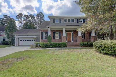 Wilmington Single Family Home For Sale: 8117 Mason Ridge Lane