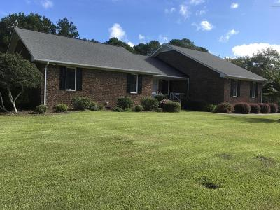 Swansboro Single Family Home For Sale: 123 Rolling Hill Drive