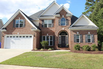 Winterville Single Family Home For Sale: 4416 Lagan Circle