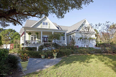 Hampstead Single Family Home For Sale: 100 Cove Side Lane