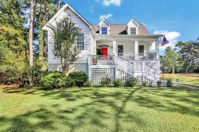 Oak Island Single Family Home For Sale: 6706 E Yacht Drive