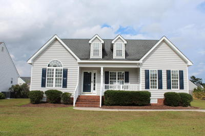 Winterville Single Family Home For Sale: 2604 Camille Drive