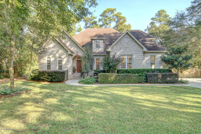 Wilmington Single Family Home For Sale: 3408 Graylyn Terrace