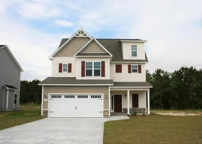 Jacksonville Single Family Home For Sale: 117 Sparrows Point Lane