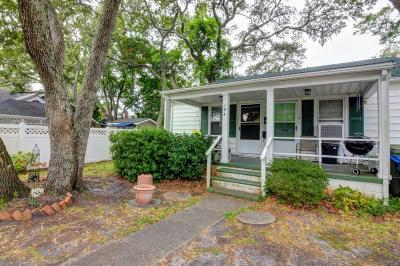 Morehead City Multi Family Home For Sale: 104 S 27th Street