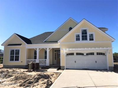 Ocean Isle Beach Single Family Home For Sale: 1493 Millbrook Drive