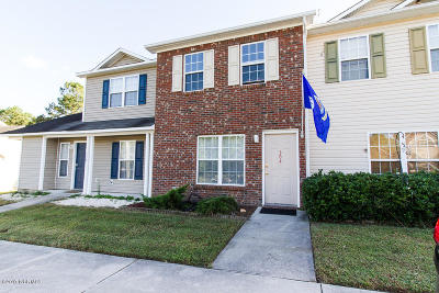 Jacksonville Condo/Townhouse For Sale: 304 Meadowbrook Lane